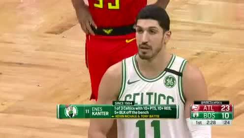 2020年01月04日NBA常规赛 老鹰VS凯尔特人 全场录像回放视频