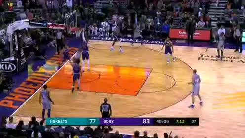 2020年01月13日NBA常规赛 黄蜂VS太阳 全场录像回放视频