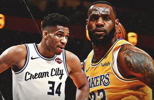 NBA半程颁奖出炉!字母哥MVP,浓眉最佳防守,罗斯无缘最佳第六人