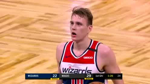 2020年01月09日NBA常规赛 奇才VS魔术 全场录像回放视频