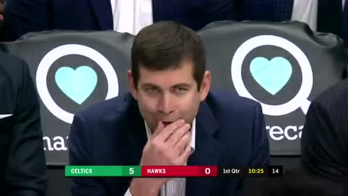 2020年02月04日NBA常规赛 凯尔特人VS老鹰 全场录像回放视频