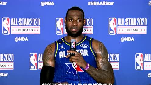 詹姆斯谈最后一攻:本计划给莱昂纳德绝杀 这是聪明篮球的体现