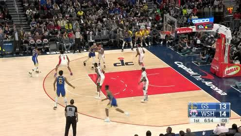 2020年02月04日NBA常规赛 勇士VS奇才 全场录像回放视频