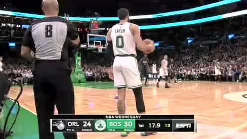 2020年02月06日NBA常规赛 魔术VS凯尔特人 全场录像回放视频