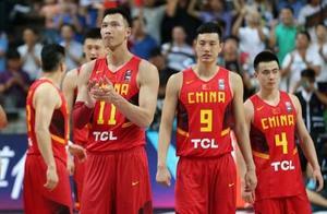 中国女篮进奥运男篮咋办?后阿联时代难找核心,姚明愁白了头