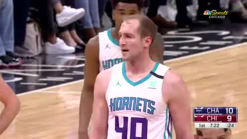 2020年02月21日NBA常规赛 黄蜂VS公牛 全场录像回放视频