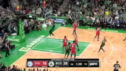 2020年02月02日NBA常规赛 76人VS凯尔特人 全场录像回放视频