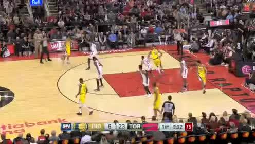 2020年02月24日NBA常规赛 步行者VS猛龙 全场录像回放视频