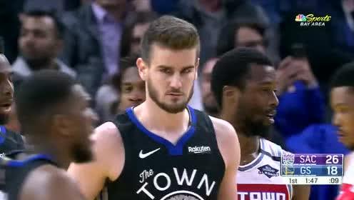 2020年02月26日NBA常规赛 国王VS勇士 全场录像回放视频