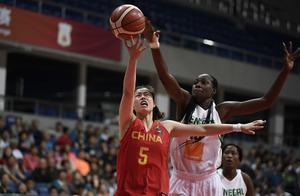 晓越短观点第24期:锁定奥运的中国女篮,手下败将竟道破一尴尬
