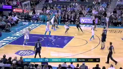 2020年02月04日NBA常规赛 魔术VS黄蜂 全场录像回放视频