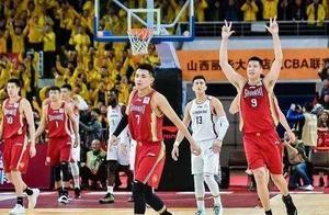 中国男篮阵容该换血?冲奥难度大 两大CBA神射手或迎春天