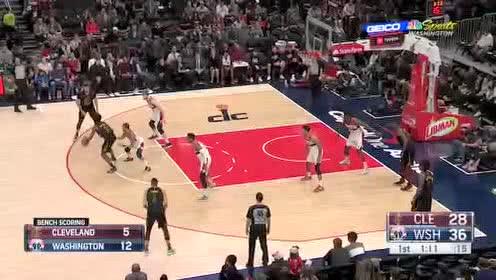 2020年02月22日NBA常规赛 骑士VS奇才 全场录像回放视频
