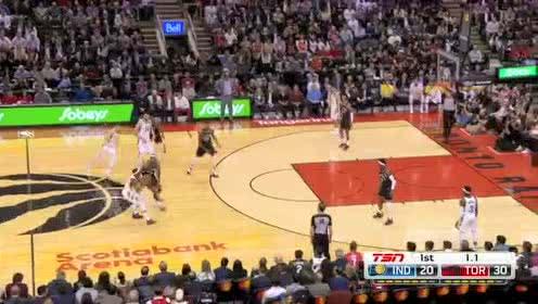 2020年02月06日NBA常规赛 步行者VS猛龙 全场录像回放视频
