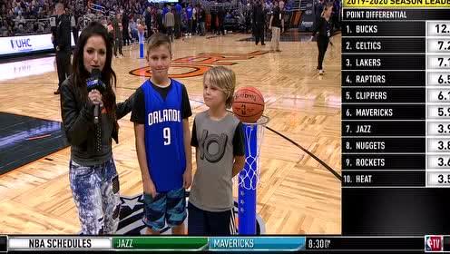 2020年02月11日NBA常规赛 老鹰VS魔术 全场录像回放视频