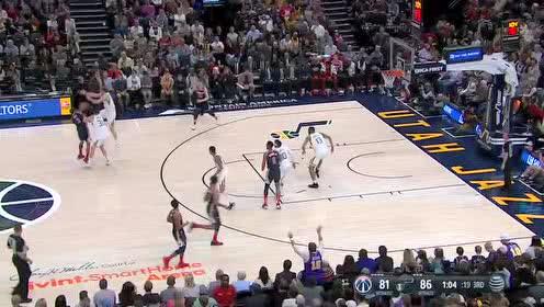 2020年02月29日NBA常规赛 奇才VS爵士 全场录像回放视频