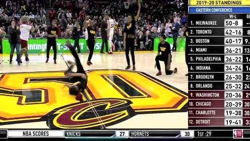 2020年02月27日NBA常规赛 76人VS骑士 全场录像回放视频
