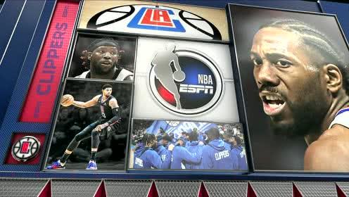 2020年02月06日NBA常规赛 热火VS快船 全场录像回放视频