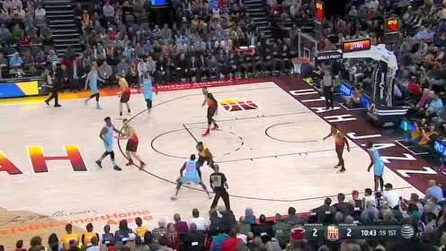 2020年02月13日NBA常规赛 热火VS爵士 全场录像回放视频