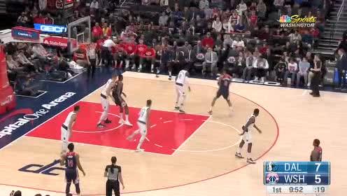2020年02月08日NBA常规赛 独行侠VS奇才 全场录像回放视频