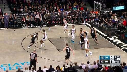 2020年02月25日NBA常规赛 魔术VS篮网 全场录像回放视频