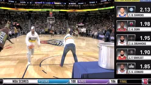2020年03月02日NBA常规赛 湖人VS鹈鹕 全场录像回放视频