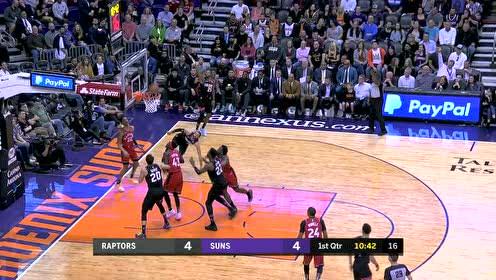 2020年03月04日NBA常规赛 猛龙VS太阳 全场录像回放视频