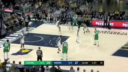 2020年03月11日NBA常规赛 凯尔特人VS步行者 全场录像回放视频