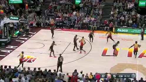 2020年03月10日NBA常规赛 猛龙VS爵士 全场录像回放视频