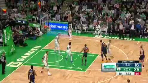 2020年03月07日NBA常规赛 爵士VS凯尔特人 全场录像回放视频