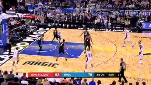 2020年03月03日NBA常规赛 开拓者VS魔术 全场录像回放视频