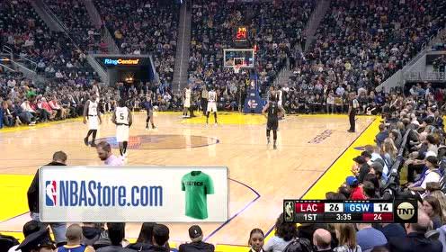 2020年03月11日NBA常规赛 快船VS勇士 全场录像回放视频