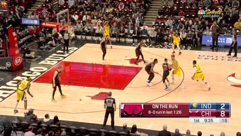 2020年03月07日NBA常规赛 步行者VS公牛 全场录像回放视频