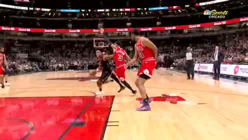 2020年03月11日NBA常规赛 骑士VS公牛 全场录像回放视频