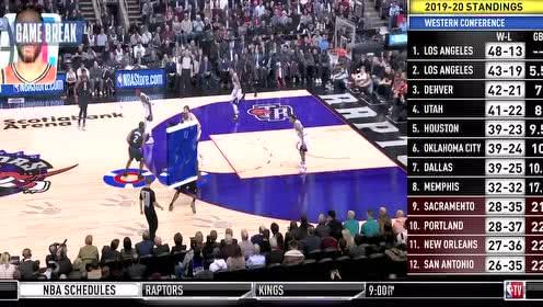 2020年03月09日NBA常规赛 湖人VS快船 全场录像回放视频