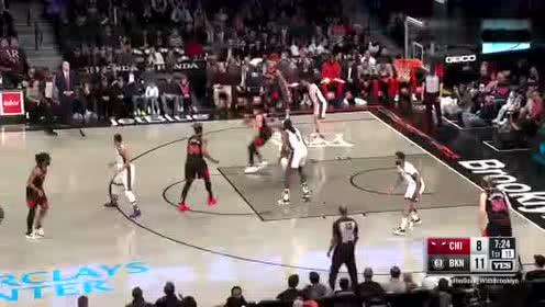 2020年03月09日NBA常规赛 公牛VS篮网 全场录像回放视频