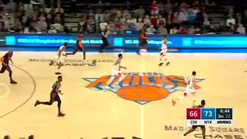 2020年03月01日NBA常规赛 公牛VS尼克斯 全场录像回放视频