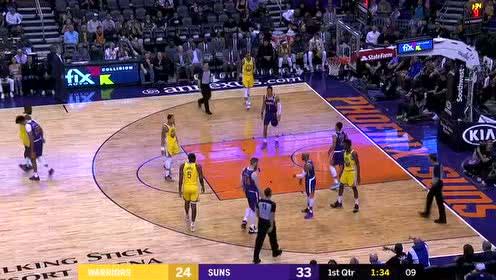 2020年03月01日NBA常规赛 勇士VS太阳 全场录像回放视频