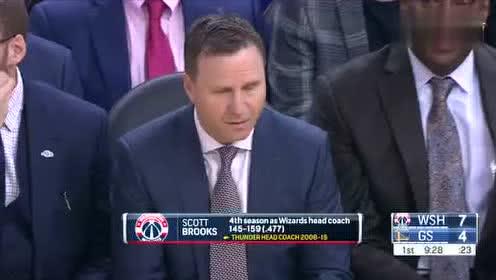 2020年03月02日NBA常规赛 奇才VS勇士 全场录像回放视频