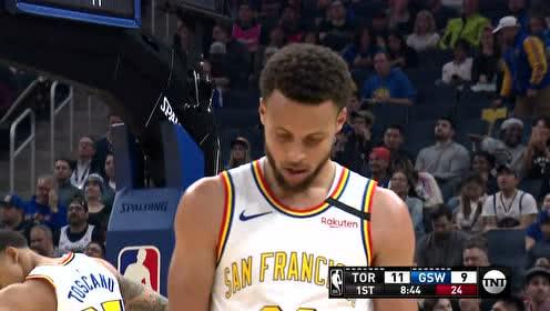 2020年03月06日NBA常规赛 猛龙VS勇士 全场录像回放视频