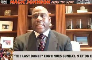 魔术师约翰逊:克劳斯亲手毁掉了公牛,乔丹本可以拿到十多个冠军