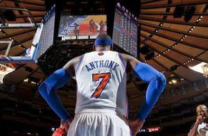 "NBA人物乱侃之""老甜瓜""安东尼"