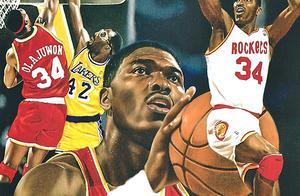 NBA传奇:永远成为最好的哈基姆-奥拉朱旺