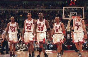 乔丹的《最后一舞》为何格外动人?那时的NBA是另一种运动
