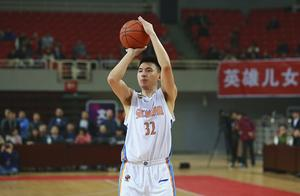CUBA明星球员,历经蜕变成为四川男篮队长,陈辰还需提高哪些方面