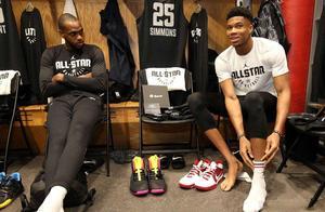 看过这些NBA球员的大长腿,很多人都怀疑人生!字母哥并非最恐怖