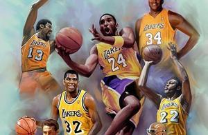 NBA30队最佳攻防阵容|湖人:首发+替补9个超巨,詹姆斯浓眉无缘