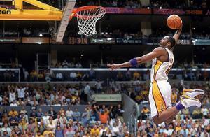 NBA飞天遁地的扣篮狂人:科比与乔丹入选,榜首堪称史诗级表演!